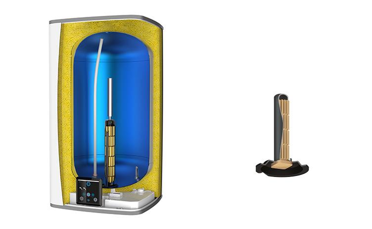 Steatite heating element